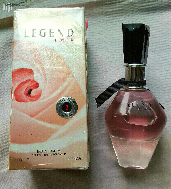 Legend Rossa Perfume