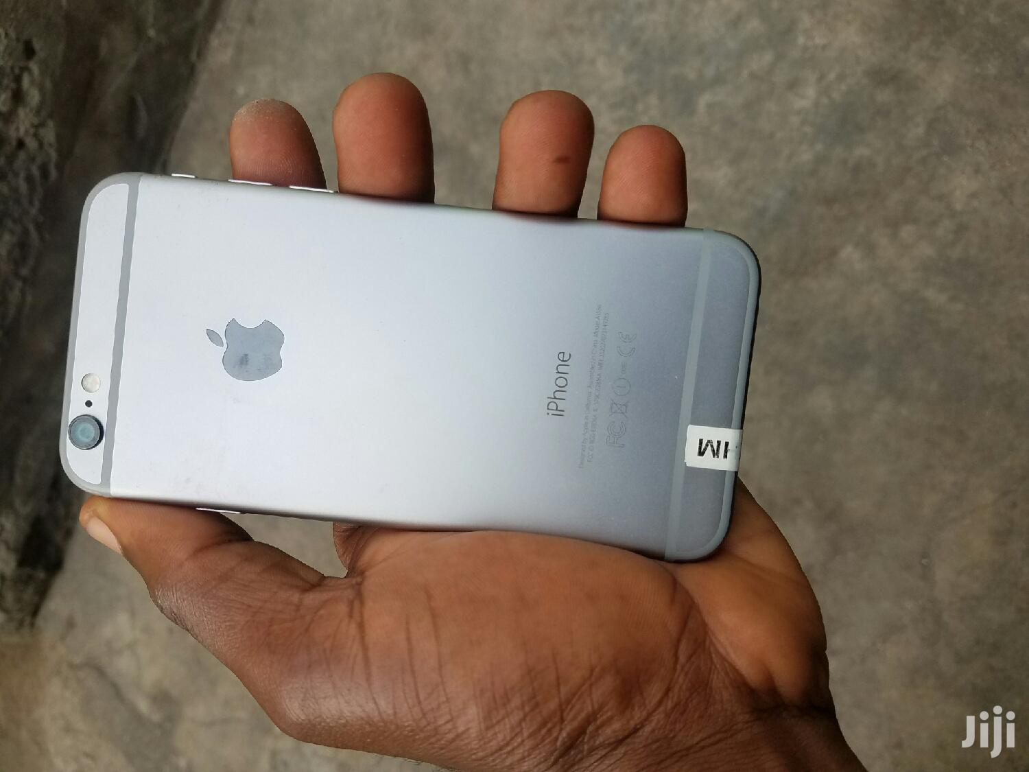 Apple iPhone 6 16 GB Gray | Mobile Phones for sale in Dansoman, Greater Accra, Ghana