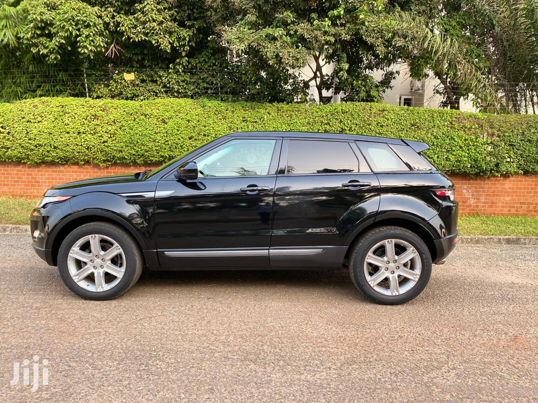 Land Rover Range Rover Evoque 2014 Black | Cars for sale in East Legon, Greater Accra, Ghana
