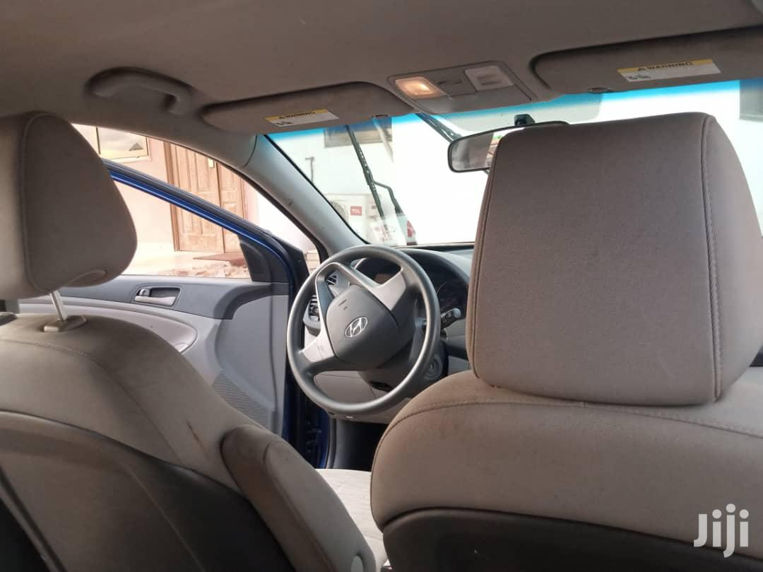 Hyundai Accent 2015 Blue | Cars for sale in Achimota, Greater Accra, Ghana