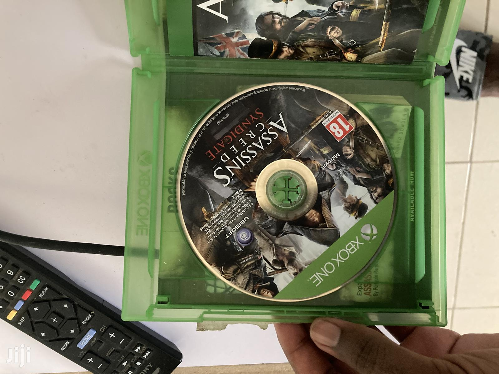 Used Xbox One Games in Good Condition   Video Games for sale in Madina, Greater Accra, Ghana