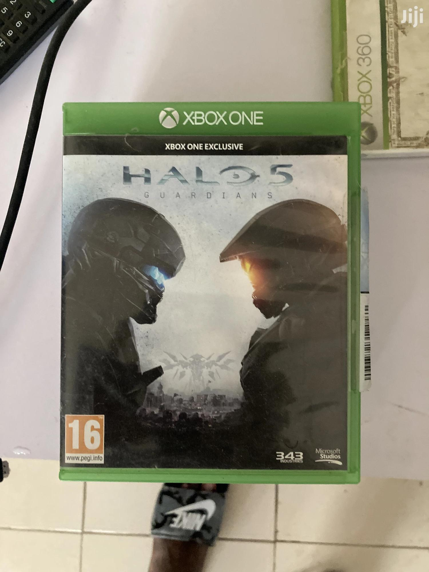 Used Xbox One Games in Good Condition