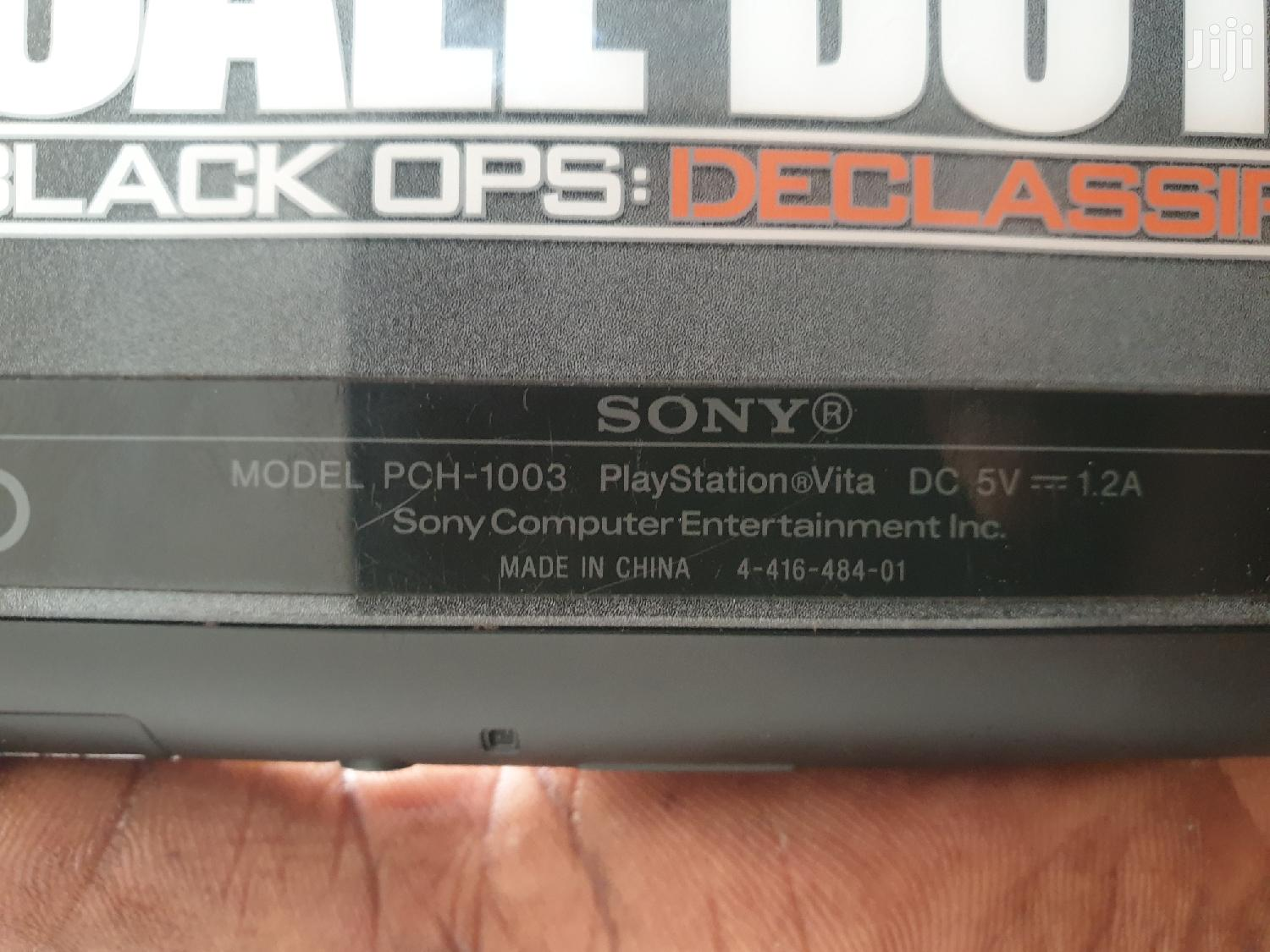 Sony Playstation Vita Console PS Vita Handheld System | Video Game Consoles for sale in Dansoman, Greater Accra, Ghana