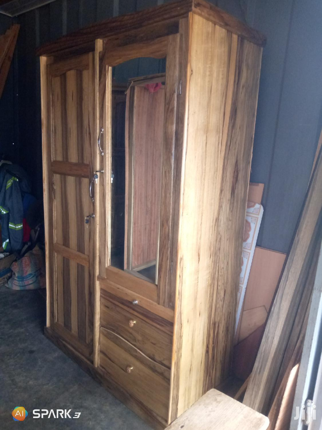 Archive: Quality Wooden Wardrobe