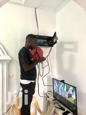 CCTV Installation And Maintenance Services   Building & Trades Services for sale in Greater Accra, Adenta