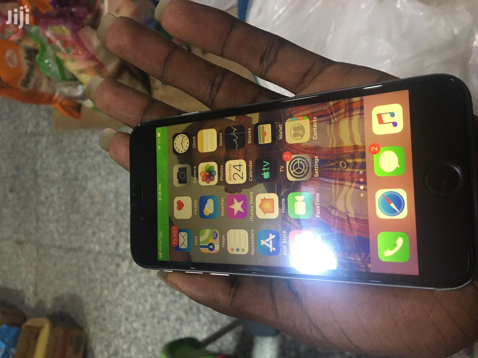 Apple iPhone 6 32 GB Gray | Mobile Phones for sale in Achimota, Greater Accra, Ghana
