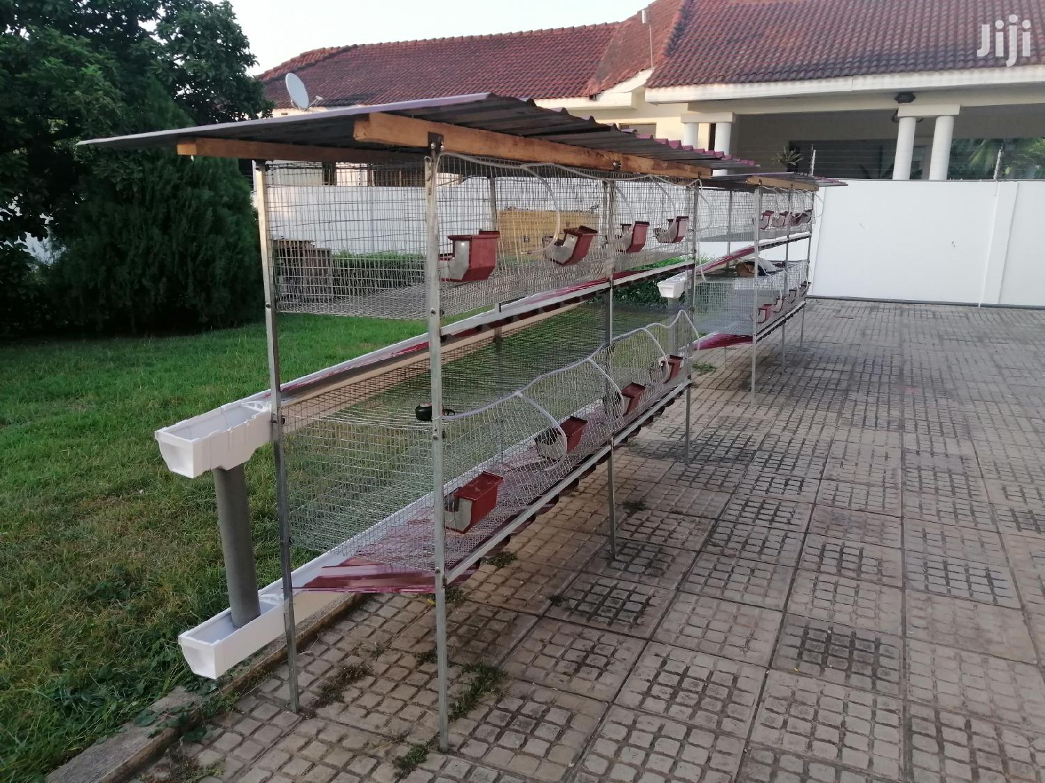 Cage For Rabbits | Farm Machinery & Equipment for sale in East Legon, Greater Accra, Ghana