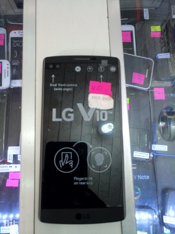 New LG V10 64 GB | Mobile Phones for sale in Kumasi Metropolitan, Ashanti, Ghana