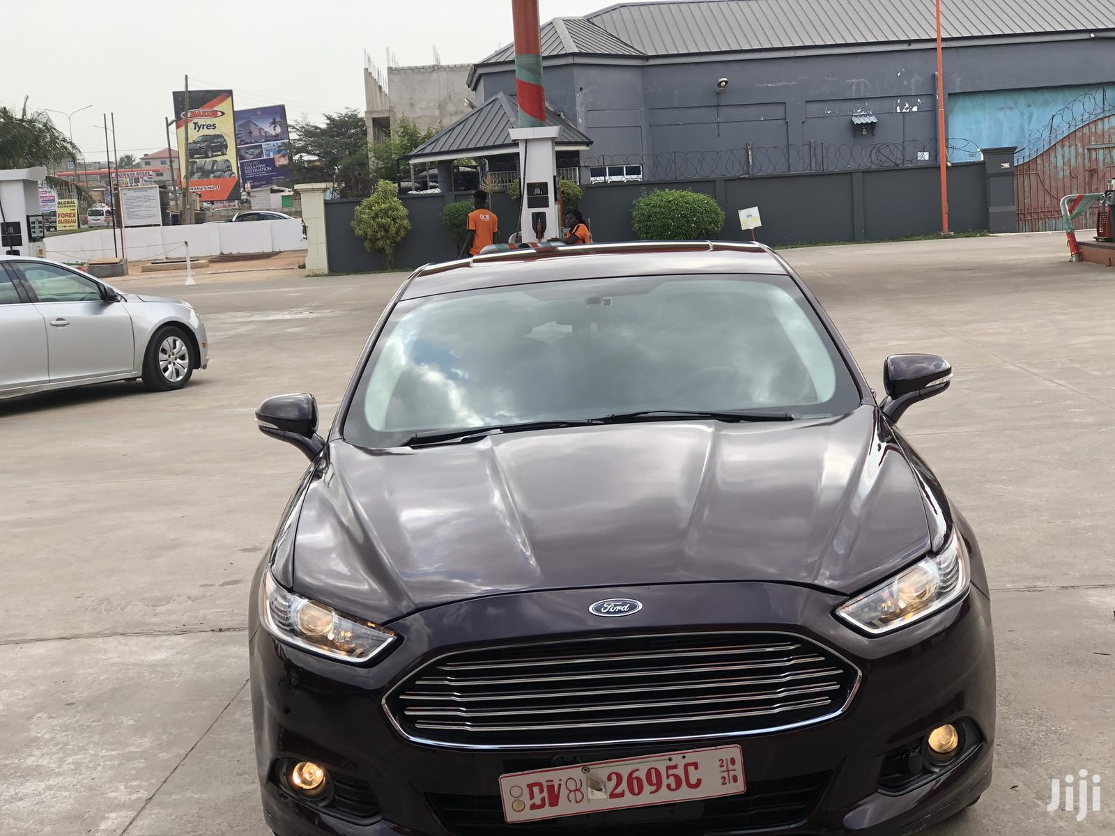 Ford Fusion 2013 SE Brown   Cars for sale in Kwashieman, Greater Accra, Ghana