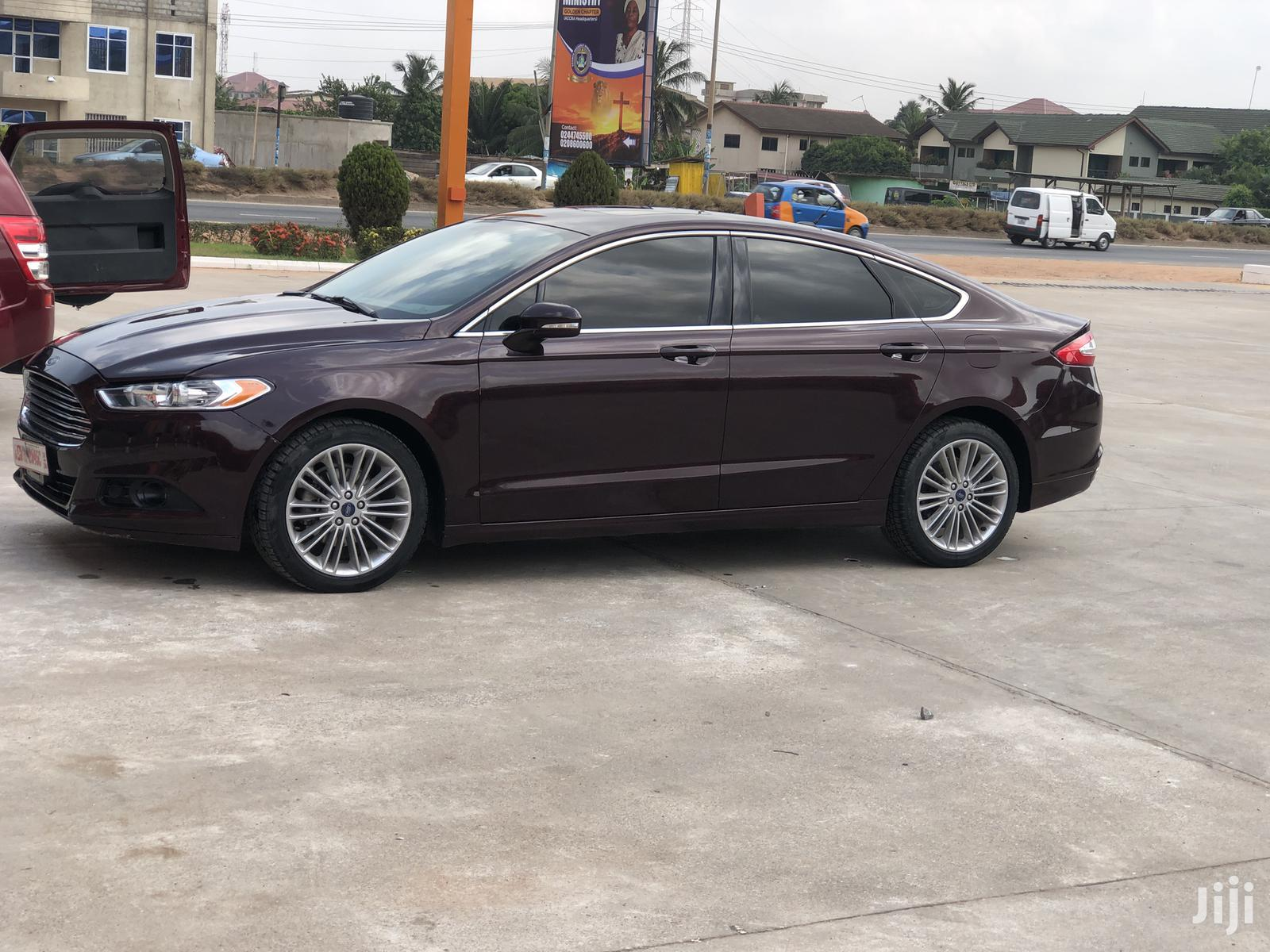 Ford Fusion 2013 SE Brown