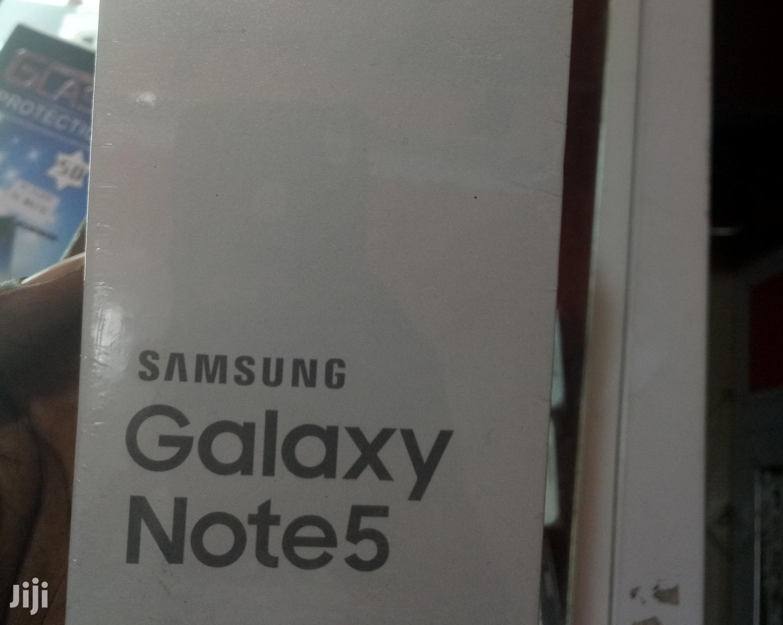New Samsung Galaxy Note 5 32 GB | Mobile Phones for sale in Kumasi Metropolitan, Ashanti, Ghana
