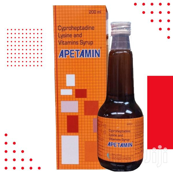 Apetamine Weight Gain Syrup