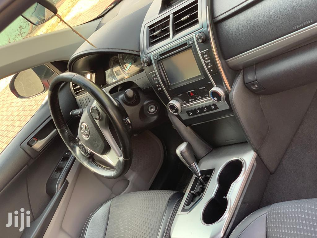 Toyota Camry 2014 Red | Cars for sale in Ga East Municipal, Greater Accra, Ghana