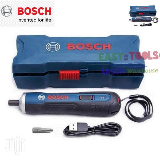 Bosch Cordless Screwdriver ( GO 3.6V)   Hand Tools for sale in Alajo, Greater Accra, Ghana