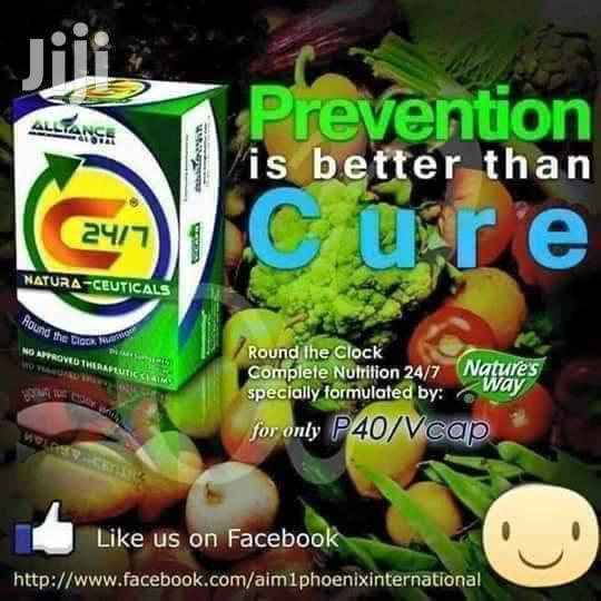 C24/7 Natura-Ceutical | Vitamins & Supplements for sale in Techiman Municipal, Brong Ahafo, Ghana