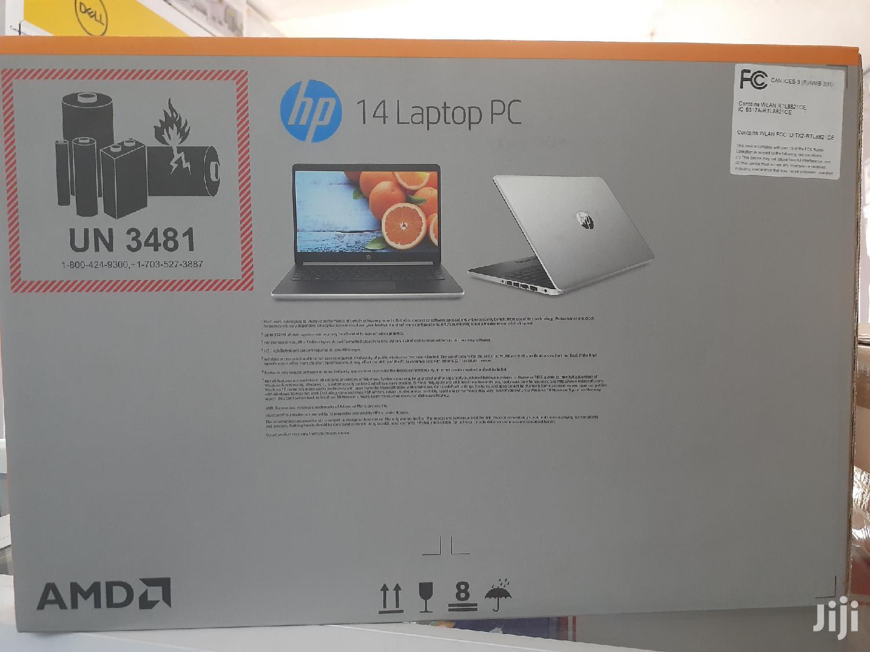 New Laptop HP 4GB AMD Ryzen SSD 128GB