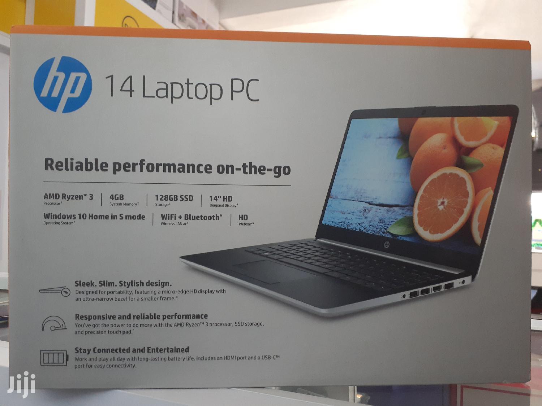 New Laptop HP 4GB AMD Ryzen SSD 128GB | Laptops & Computers for sale in Dansoman, Greater Accra, Ghana