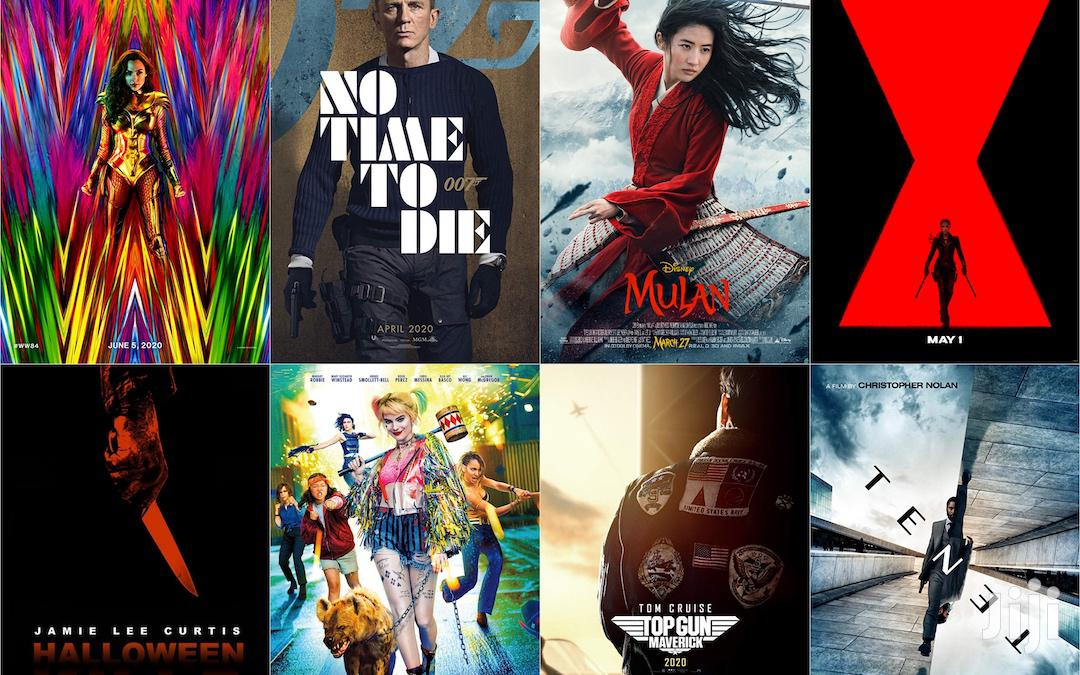 Archive: 2020 Movies And TV Shows