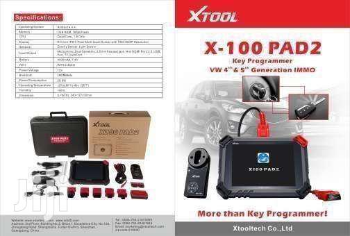 Xtool X100 PAD2 Programmer- Vehicle Diagnostics Training Included   Vehicle Parts & Accessories for sale in Old Dansoman, Greater Accra, Ghana