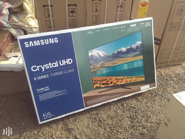 Rich Colours Samsung 55 Inch Series 8 Smart Uhd 4K Led Tv