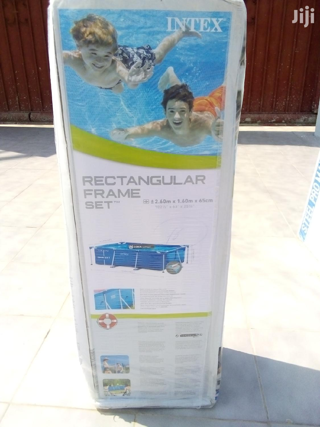 Rectangular Swimming Pool | Sports Equipment for sale in Accra Metropolitan, Greater Accra, Ghana