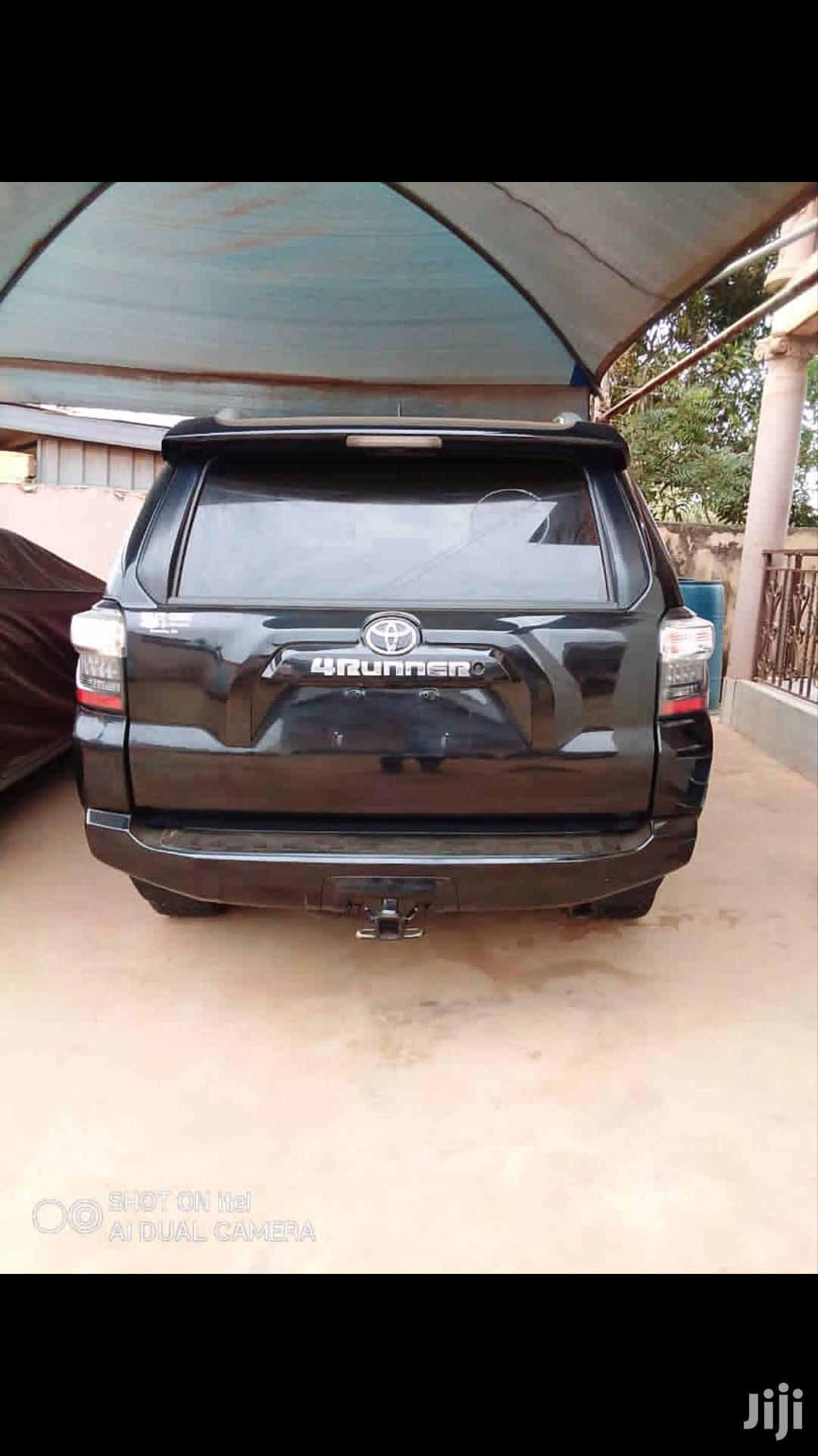 Toyota 4-Runner 2016 Black | Cars for sale in Accra Metropolitan, Greater Accra, Ghana