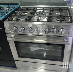 New Auto Ignition Nasco 5 Burner (Oven+Grill) Gas Cooker   Kitchen Appliances for sale in Greater Accra, Accra Metropolitan