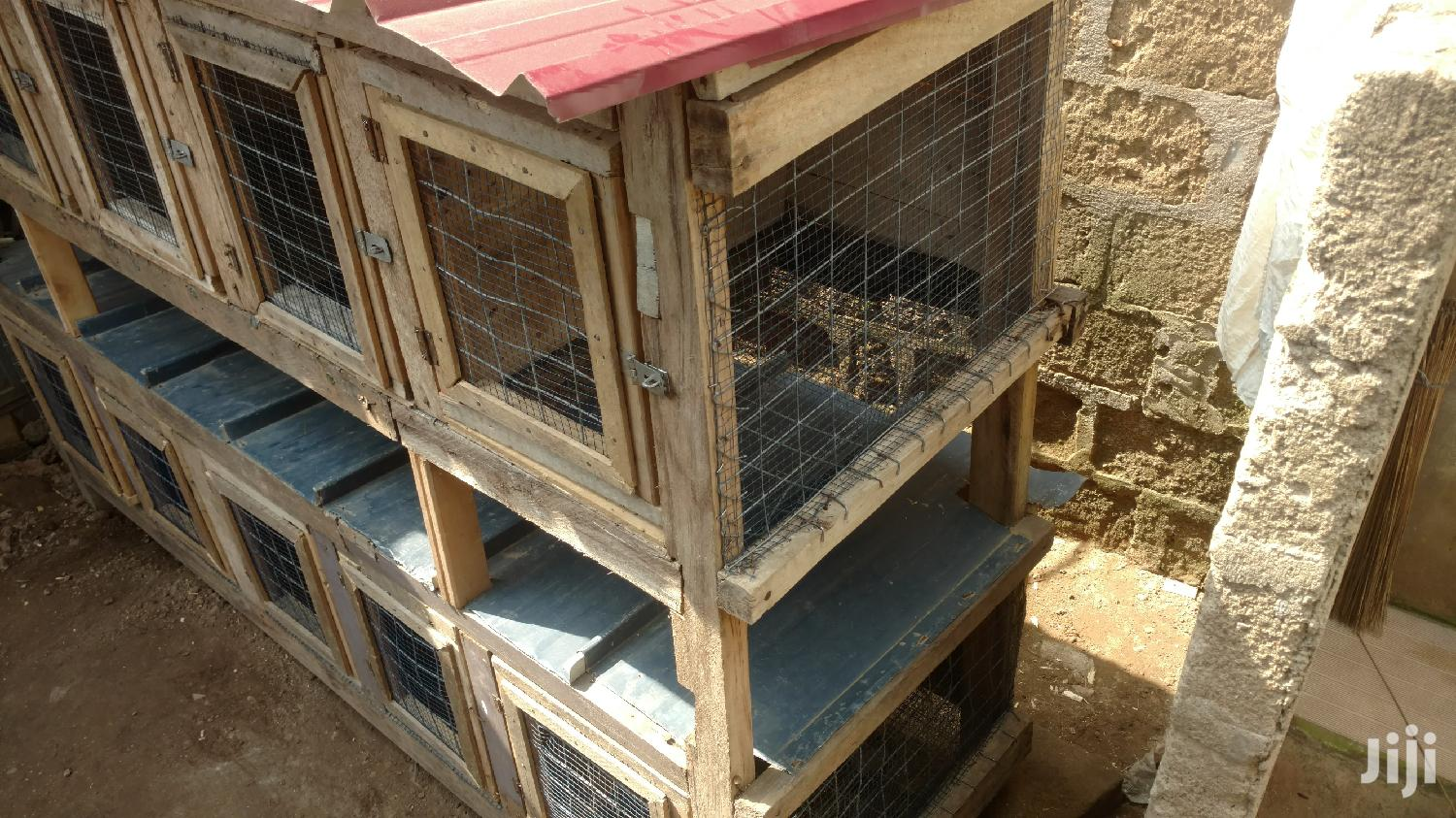 Rabbit Cage | Farm Machinery & Equipment for sale in Adenta Municipal, Greater Accra, Ghana