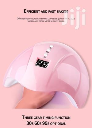 36 UV Nail Lamp Automative Sensor Nail Dryer | Tools & Accessories for sale in Greater Accra, Ga East Municipal