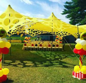 High Quality Cheese Tent.150 Sitting Capacity | Camping Gear for sale in Greater Accra, Asylum Down