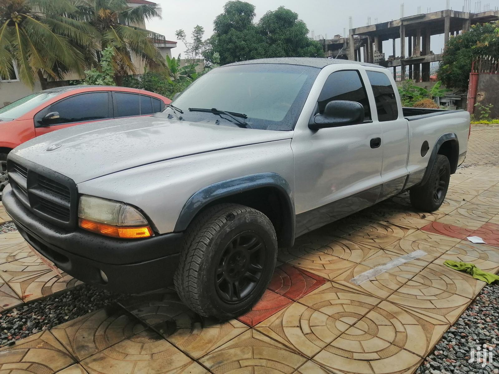 Dodge Dakota 2005 Quad Cab Laramie Silver | Cars for sale in Accra Metropolitan, Greater Accra, Ghana