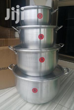 Silver Saucepan 4 Set | Kitchen & Dining for sale in Greater Accra, Accra Metropolitan