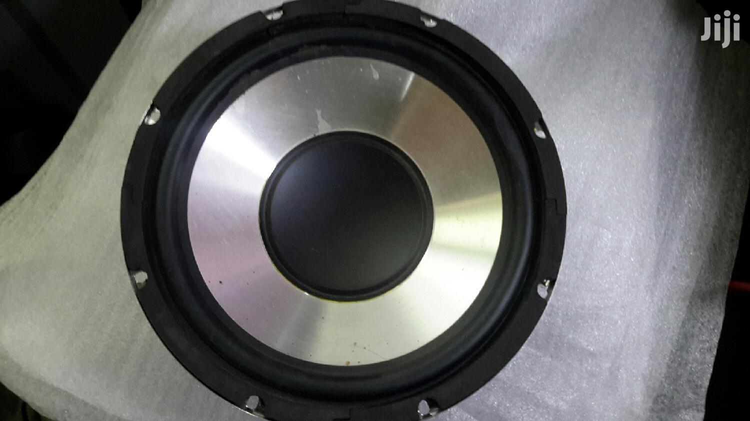 "Sound Lab Booster Cpa 100 and 10"" Dual Subbass Speaker Drive 