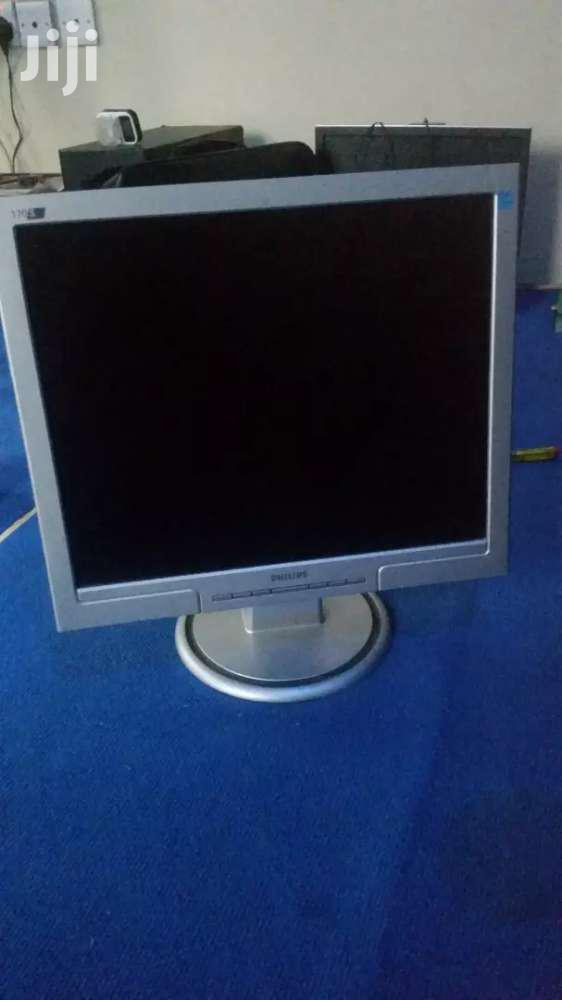 Archive: LED MONITOR 17 INCHES  PHILIPS