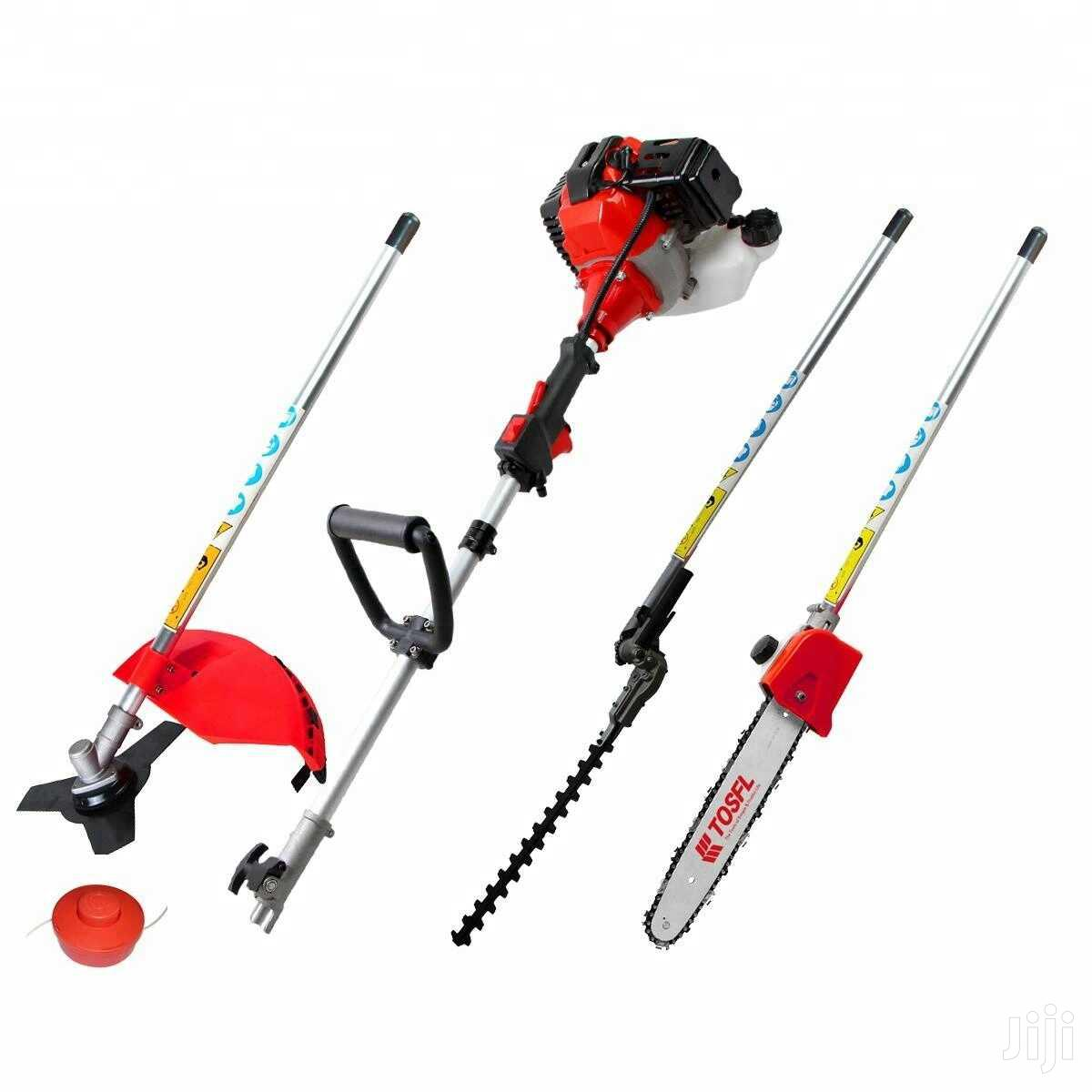 Grass Cutter,Chainsaw,Hedge Trimmer Etc(4 In 1)
