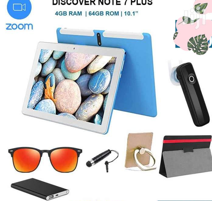 New Discover Note 7 Plus 64 GB Blue