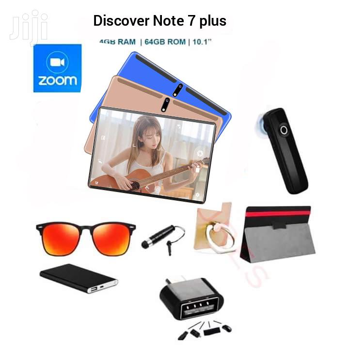 New Discover Note 7 Plus 64 GB Blue | Tablets for sale in Adabraka, Greater Accra, Ghana