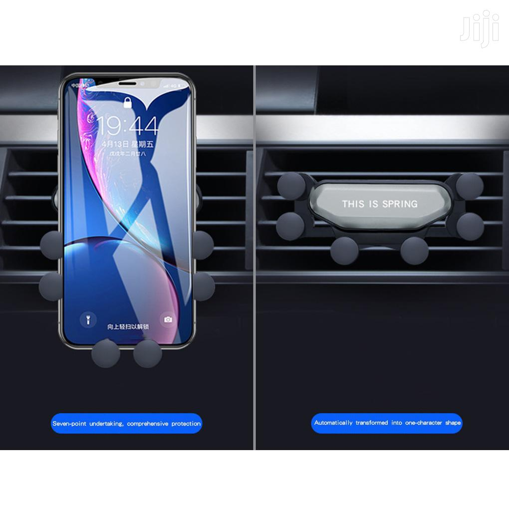 Gravity Car Phone Holder | Vehicle Parts & Accessories for sale in Cantonments, Greater Accra, Ghana