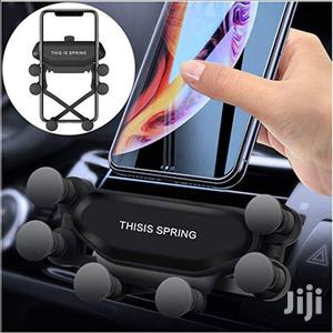 Gravity Car Phone Holder   Vehicle Parts & Accessories for sale in Greater Accra, Cantonments