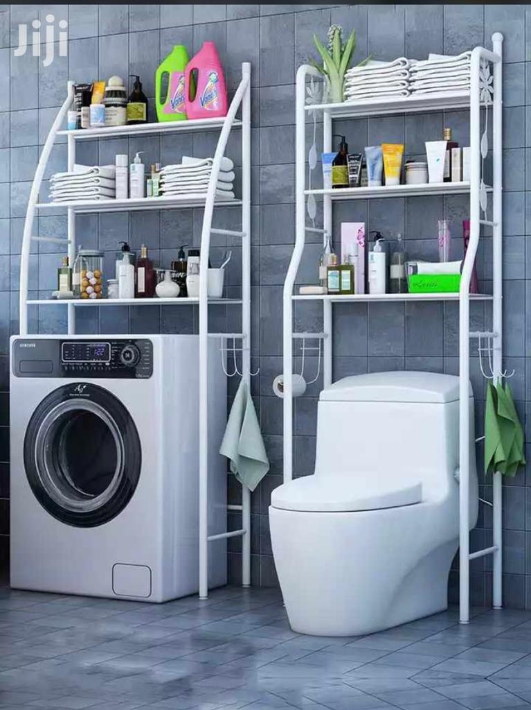 Toilet and Washing Machine Rack | Home Accessories for sale in Cape Coast Metropolitan, Central Region, Ghana