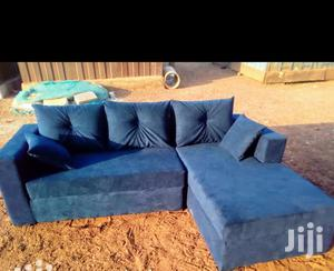 Simple Quality L Shaped Sofa Chair for Sale | Furniture for sale in Greater Accra, Adabraka