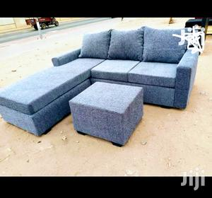 Durable Brand New L Shaped Sofa Chair | Furniture for sale in Greater Accra, Accra Metropolitan