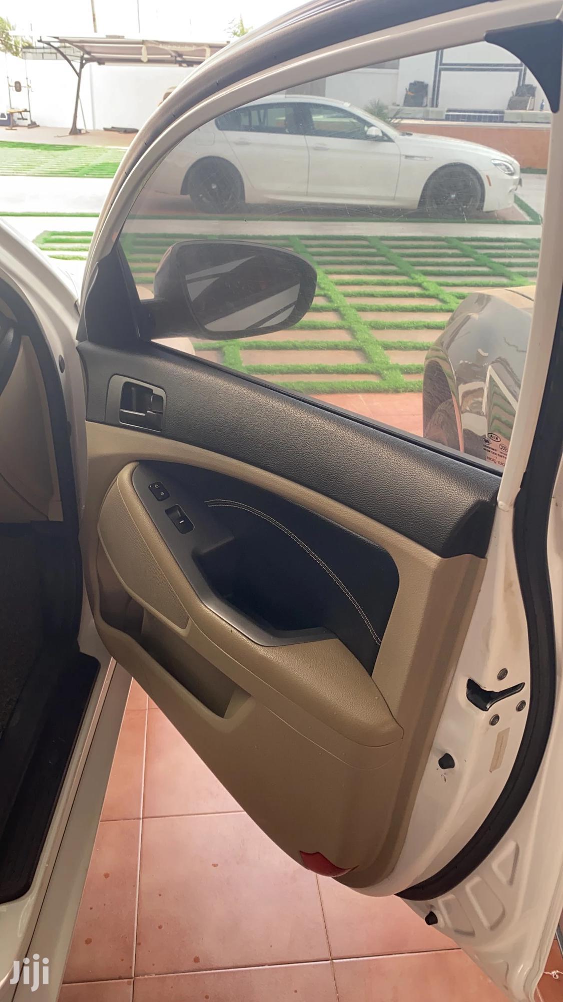 Kia Optima 2012 White   Cars for sale in Dansoman, Greater Accra, Ghana