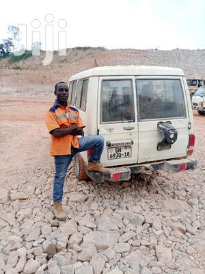 Multi Skilled and Excavator Operator Seeking for Job | Mining Industry CVs for sale in Western Region, Nzema East Prestea-Huni Valley