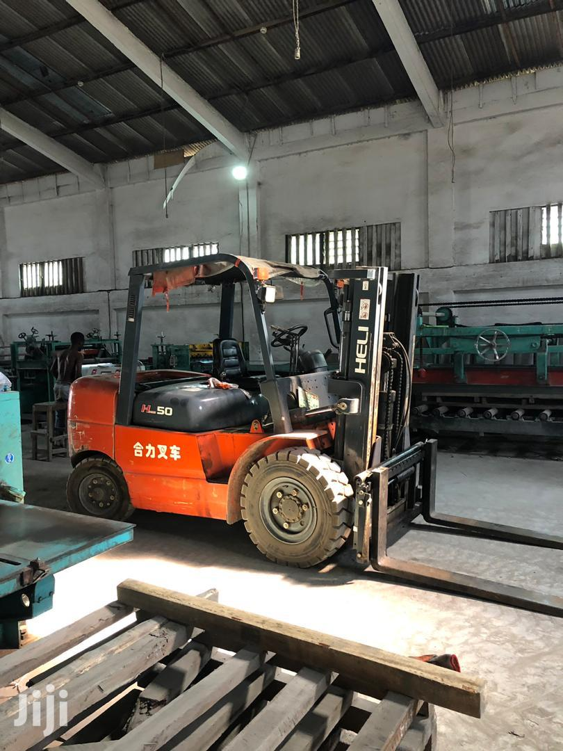 Forklift Machine | Heavy Equipment for sale in North Labone, Greater Accra, Ghana