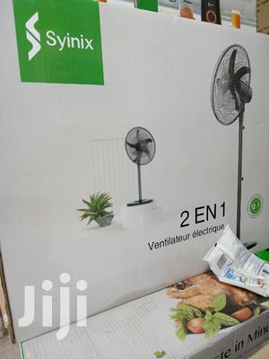 Correct Two in One Syinix Standing Fan | Home Appliances for sale in Greater Accra, Adabraka