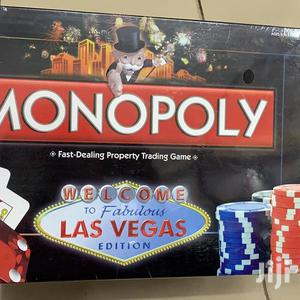 Monopoly Game   Books & Games for sale in Greater Accra, Dansoman