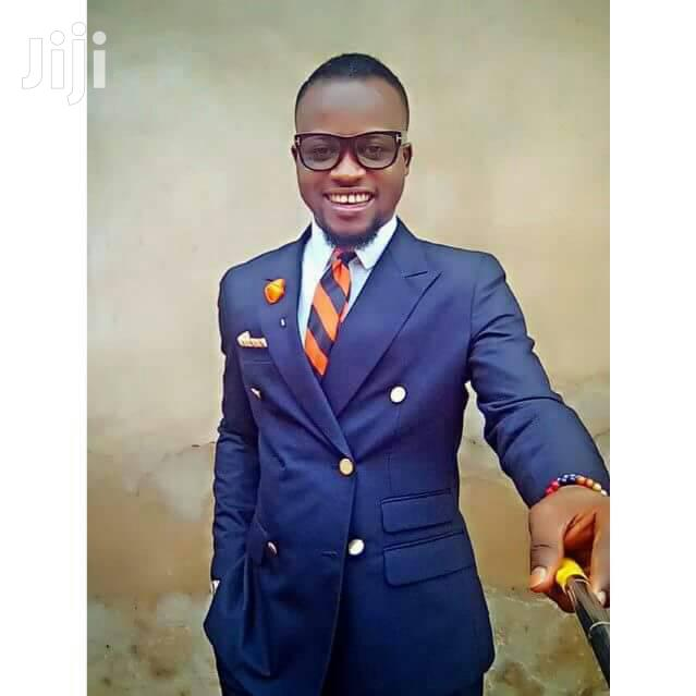 Double Breasted Navy Blue Suit | Clothing for sale in East Legon, Greater Accra, Ghana