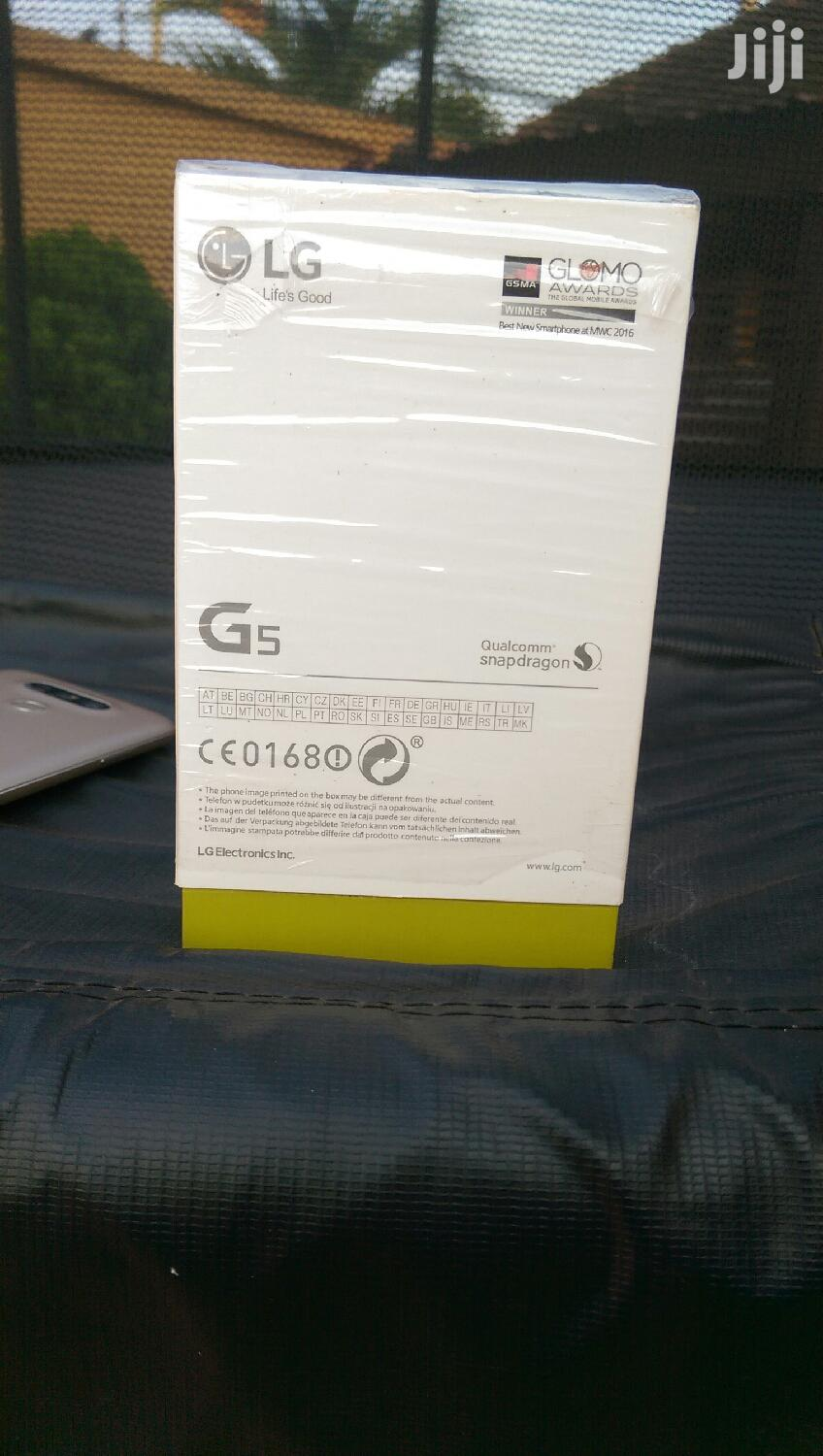 Archive: New LG G5 32 GB Gold