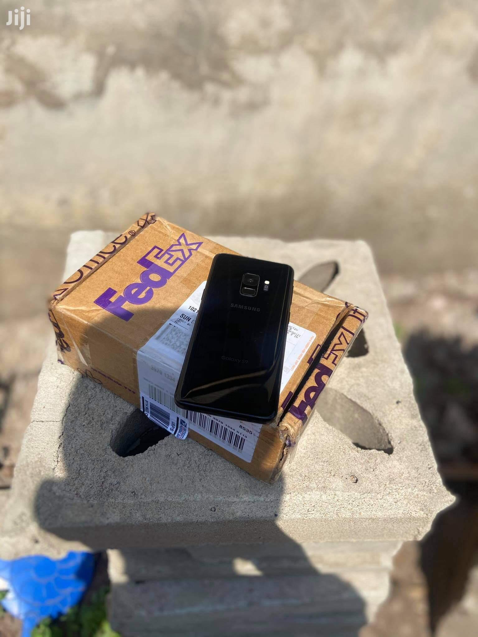 Samsung Galaxy S9 64 GB Black | Mobile Phones for sale in East Legon, Greater Accra, Ghana